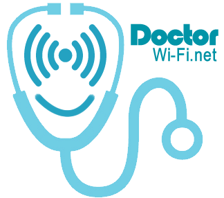 Logo de Doctor Wifi