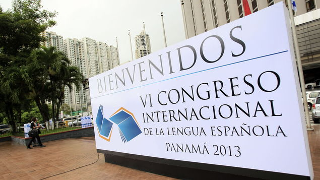 VI Congreso Internacional de La Lengua Española (2013)